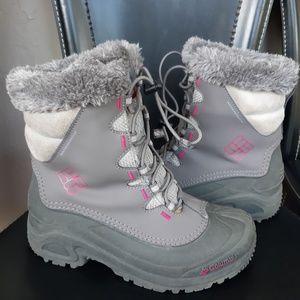 Columbia waterproof snow winter boots